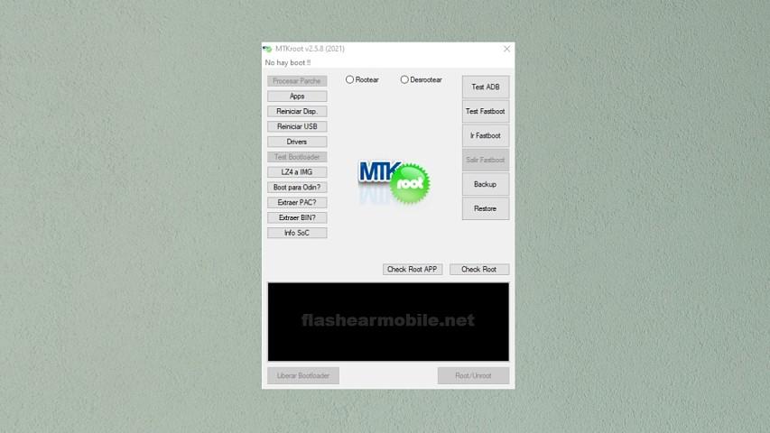Descargar MTKroot gratis