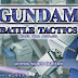 Gundam Battle Tactics PSP ISO Free Download  & PPSSPP Setting