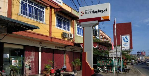Alamat Lengkap dan Nomor Telepon Kantor Bank Riau Kepri di Anambas