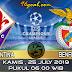Prediksi Skor : Fiorentina vs Benfica 25 Juli 2019