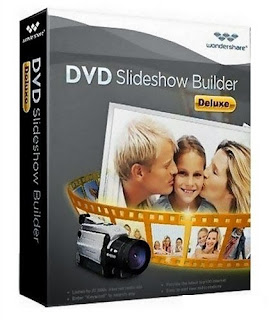 Wondershare DVD Slideshow Builder Deluxe 6 serial Download