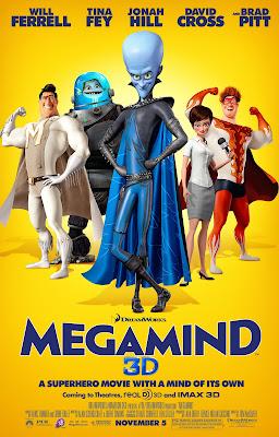 Megamind [2010] [DVD] [R1] [Latino]