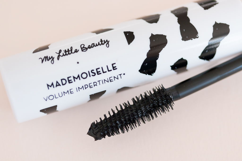 My Little Box Mademoiselle September 2016 Mascara My Little Beauty