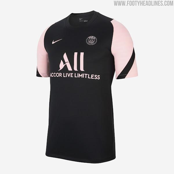 Paris Saint Germain 21 22 Training Kit Leaked Footy Headlines
