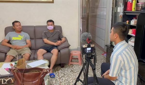 彰化王功蚵藝文化協會青年工讀 看見在地蚵農精神