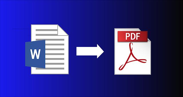 cara mengubah word 2007 dan 2019 ke pdf, convert word to pdf offline, cara mengubah word ke pdf di hp ilovepdf tanpa aplikasi 1 mb, word to pdf