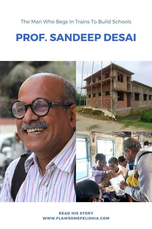 sandeep-desai-promoting-vidya-daan