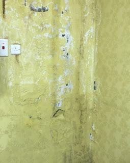 الرطوبة في المباني - آثار ومصادر وطرق منع الرطوبة