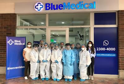 Blue Medical abre 9 nuevos Centros de Diagnóstico