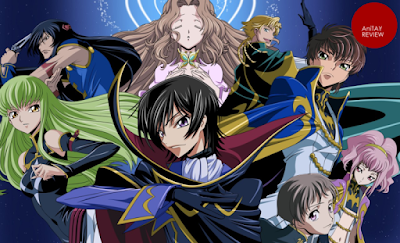 Code Geass: Lelouch of the Rebellion R2 Batch Sub Indo