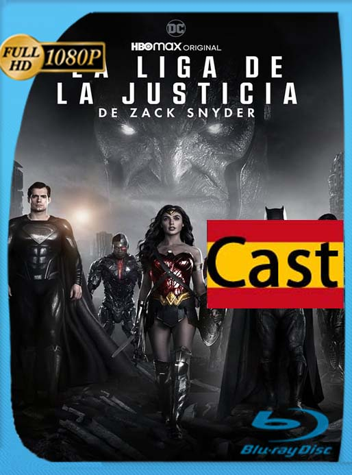 La Liga de la Justicia de Zack Snyder (2021) HD 1080p Castellano [GoogleDrive] [tomyly]