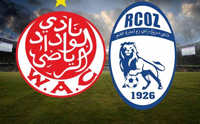 موعد مباراة الوداد وسريع وادي زم اليوم فى الدورى المغربى والقنوات الناقلة 6-2-2020