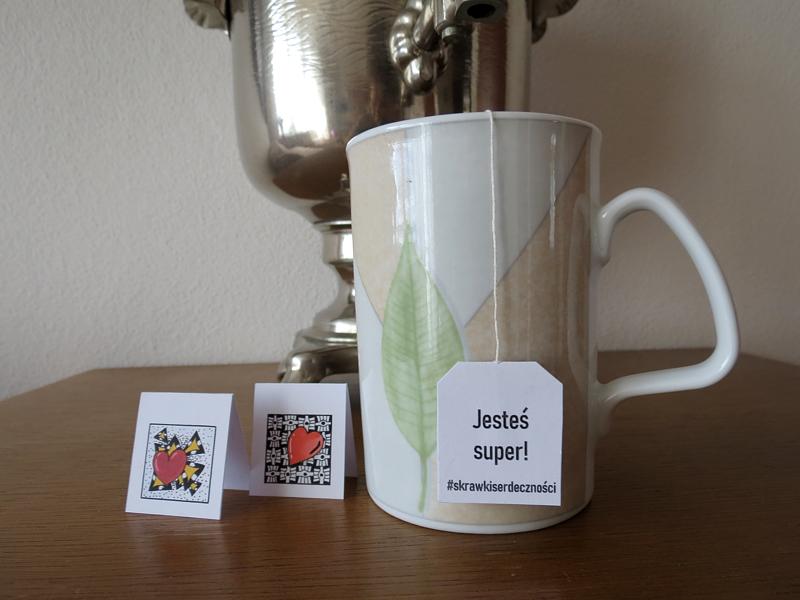 darmowe etykiety do torebek z herbatą