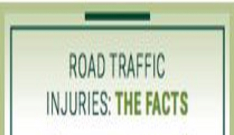 Road Safety Facts #infographic