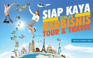Peluang Bisnis Tour & Travel