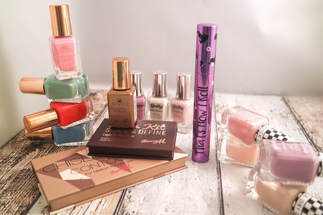 Barry M Spring '16 Lucy Mecklenburgh