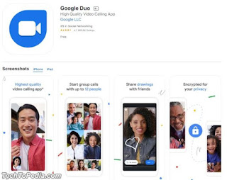 Download Google Duo for Android and iOS