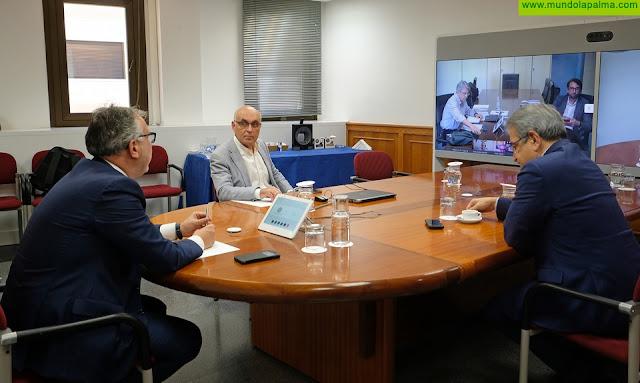 El Comité de Gestión de Emergencia Sanitaria estudian medidas para aplicar en Canarias una vez se apruebe el desconfinamiento