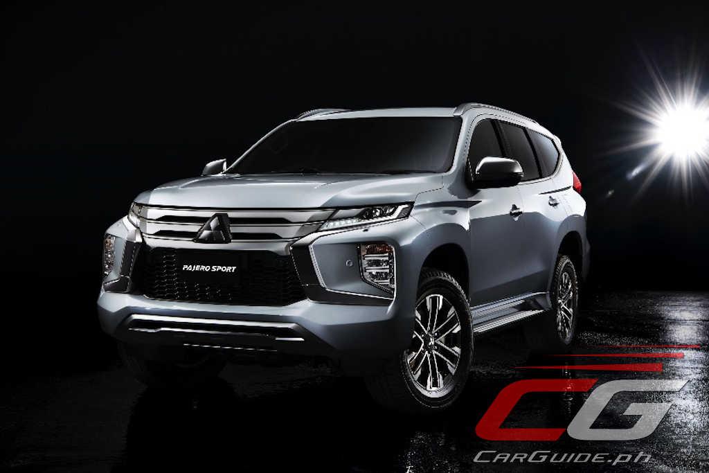 Car Shield Prices >> 2020 Mitsubishi Montero Sport Embraces Futuristic Design ...