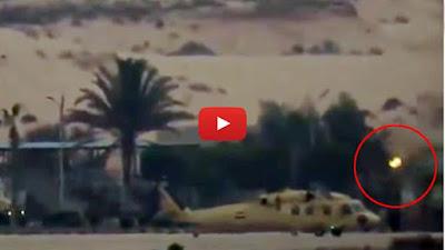 داعش ڤیدیۆی تێكشكاندنی ههلیكۆپتهری وهزیرانی بهرگری و ناوخۆی میسر بڵاودهكاتهوه