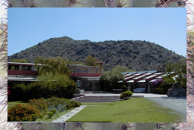 Things to Do in Arizona - Frank Lloyd Wright's Taliesin West