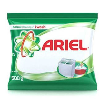 Pack Of 2 - Ariel Washing Powder 500 g Each