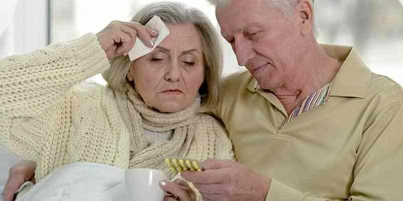 Flu prevention tips for senior citizen