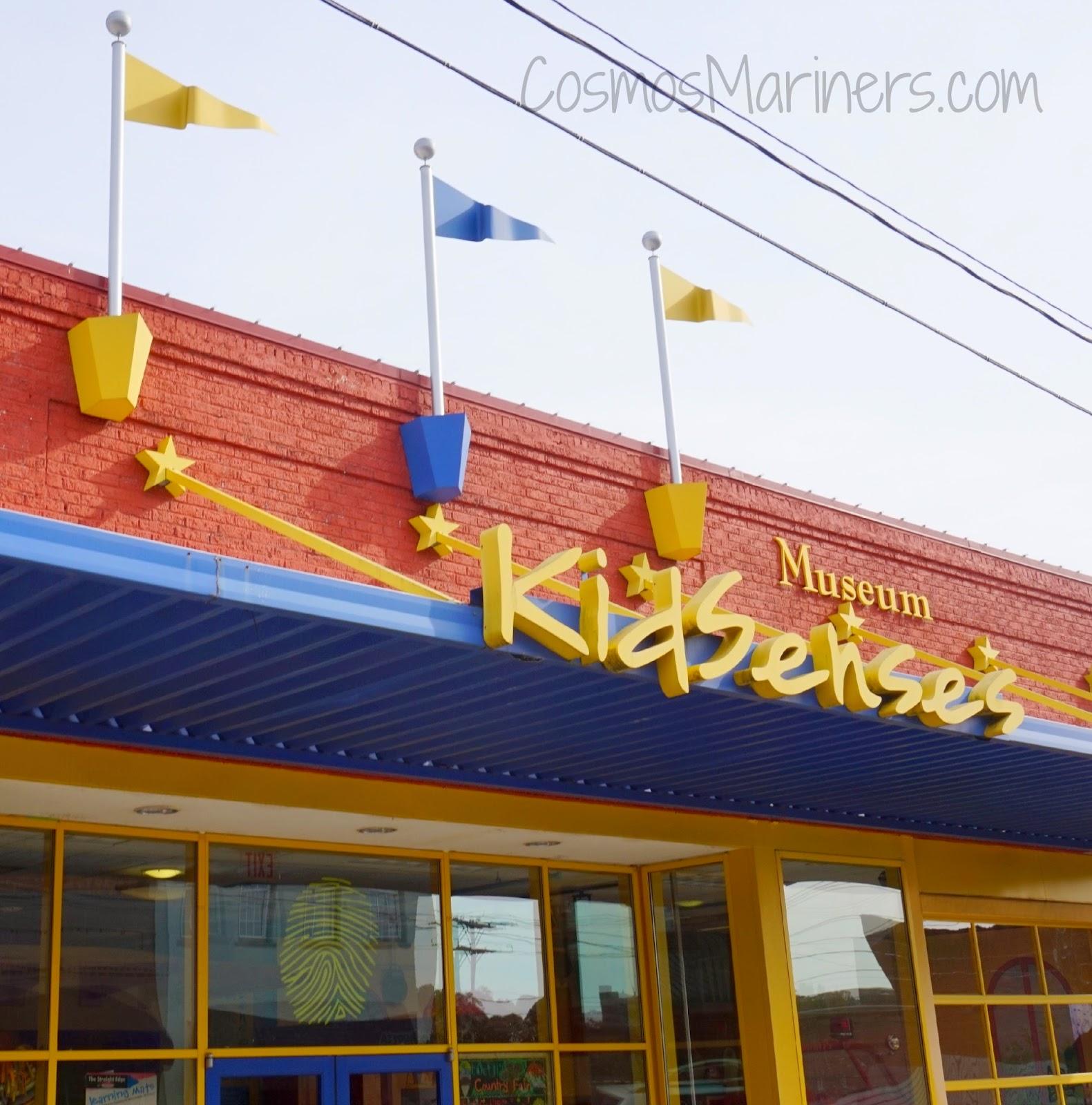 Kid Senses Museum, Rutherfordton, North Carolina   CosmosMariners.com