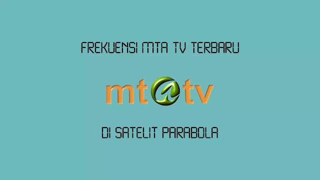 Frekuensi MTA TV Terbaru