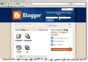 blogspot dengan domain sendiri