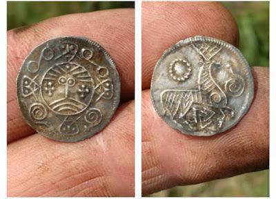 Περισσότερα από 200 νομίσματα των Βίκινγς  βρέθηκαν σε βάλτο της Δανίας