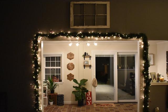 Christmas decor on a Budget