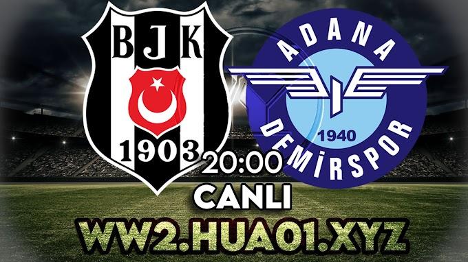 Beşiktaş - Adana Demirspor maçını canlı izle