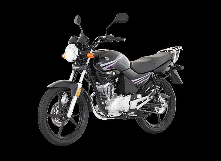 Yamaha libero 125: Negra