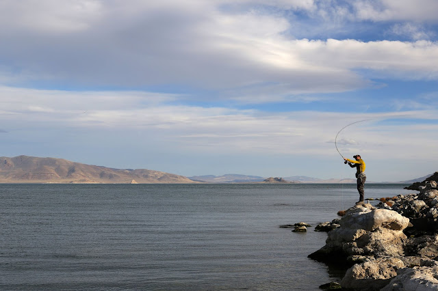 REP YOUR WATER - Escape to Pyramid Lake