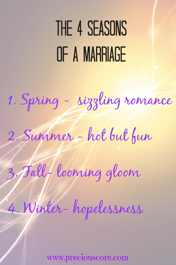 four marriage seasons