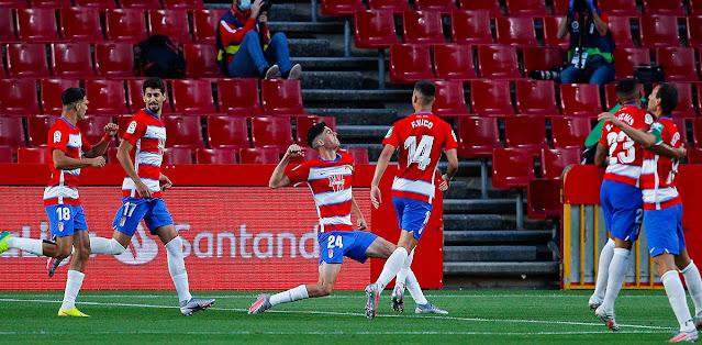 Granada vs Getafe – Highlights
