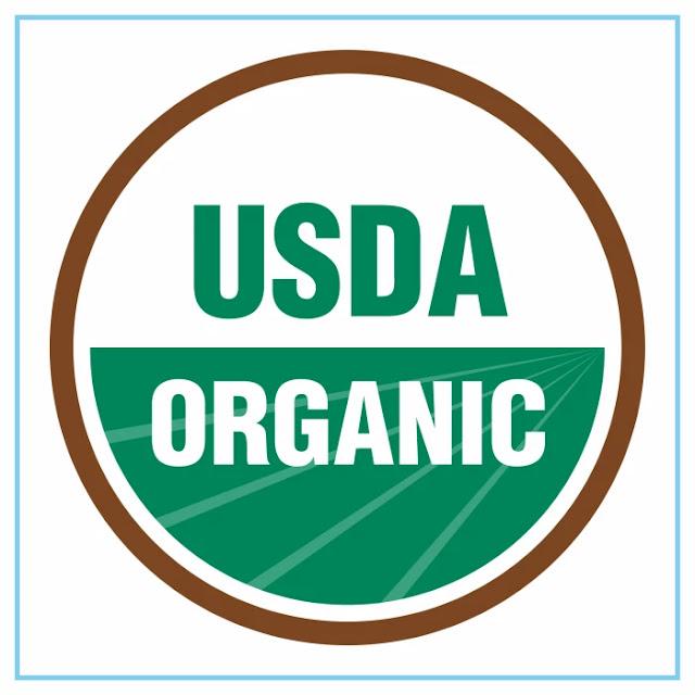 USDA Organic Seal - Free Download File Vector CDR AI EPS PDF PNG SVG
