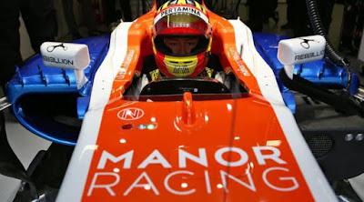 Ada 3 Tim yang Tertarik, Rio Haryanto Balap F1 Tahun Depan...