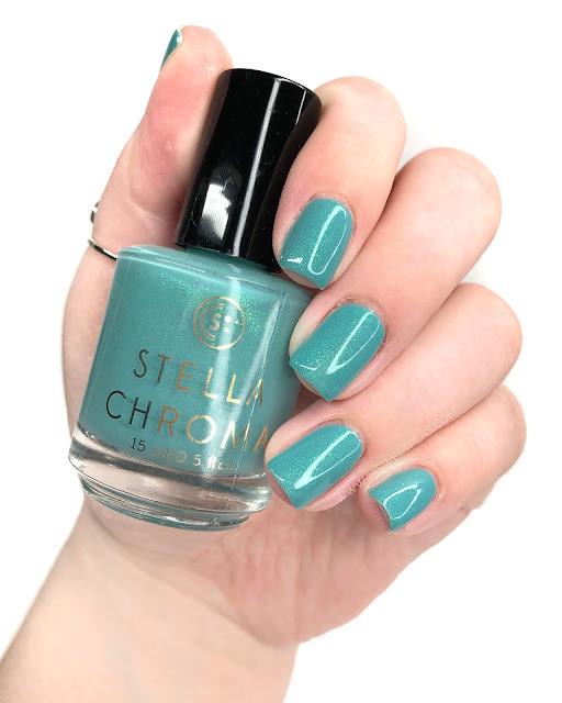 Stella Chroma Desert Turquoise 25 Sweetpeas