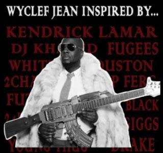 Stream - Wyclef Jean – Inspired By Kendrick Lamar