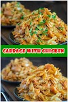 #CABBAGE #WITH #CHICKEN
