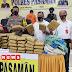 Polres Pasaman Press Conference Tindak Pidana Penyalahgunaan Narkotika Jenis Ganja Seberat 103,3 Kg