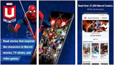 Aplikasi Baca Komik Online & Offline - 6