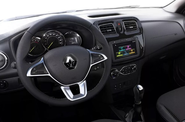 Renault Logan 2020 Interior