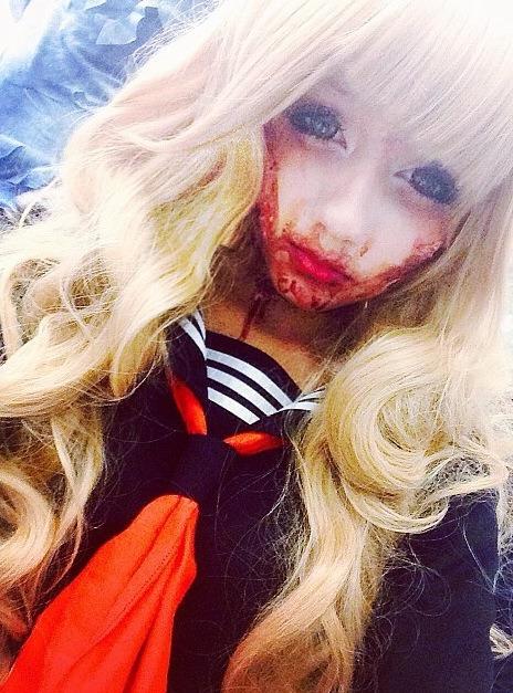 zombie kogyaru