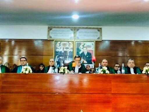 الوكيل العام للملك بإستئنافية القنيطرة يعلن عن إحداث منصة رقمية لتلقي شكايات العنف ضد النساء في عز أزمة كورونا✍️👇👇👇