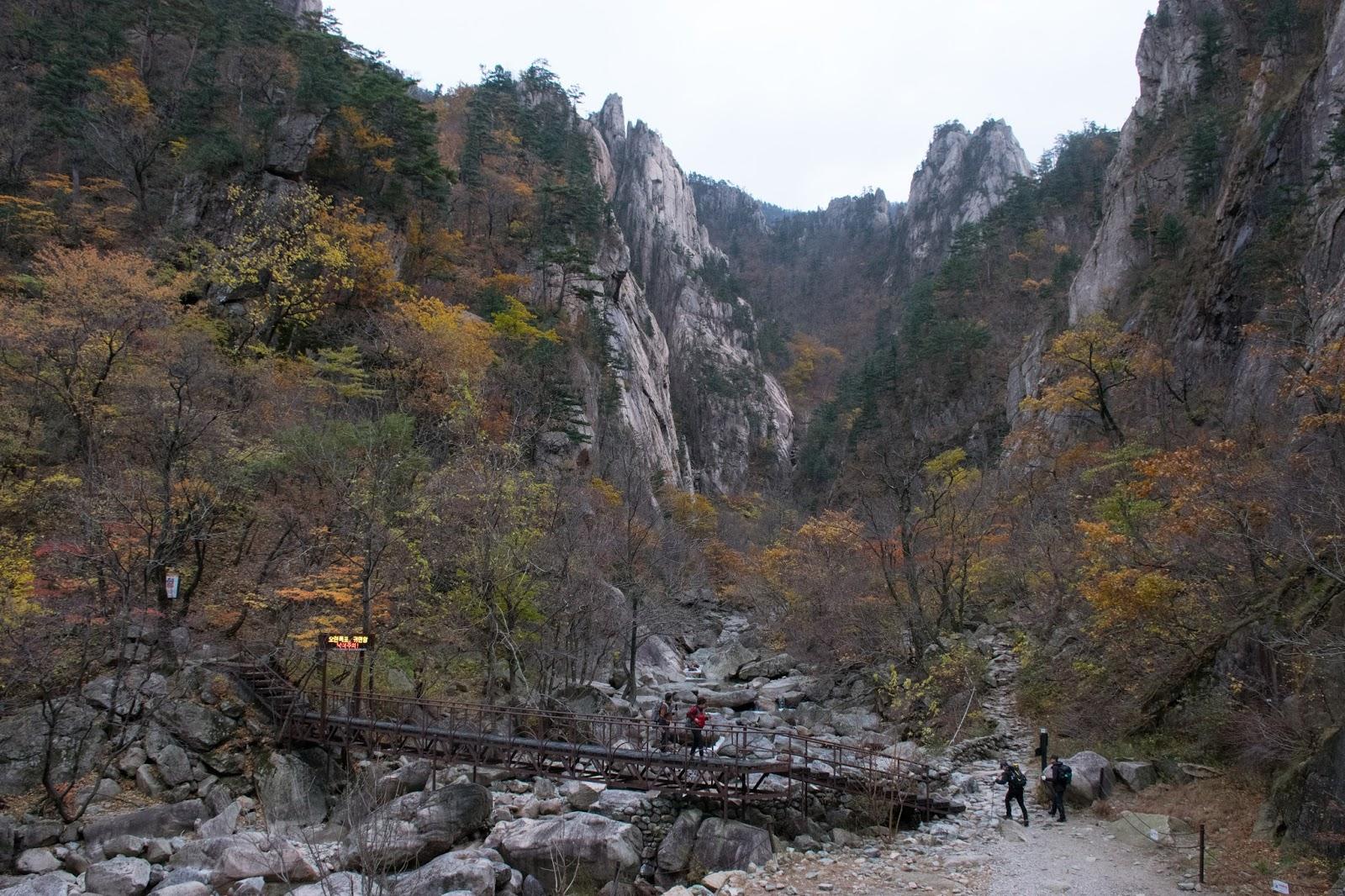 山と兎: 韓国の雪岳山に行ってき...
