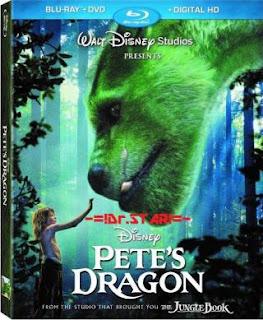 Pete's Dragon (2016) BRRip 480p 300MB Dual Audio Org ( Hindi - English ) ESubs MKV