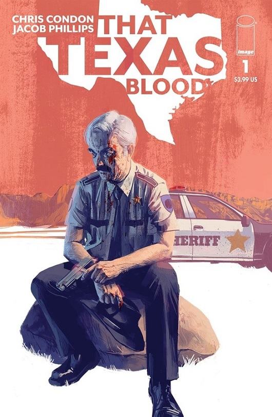 Cover of That Texas Blood #1